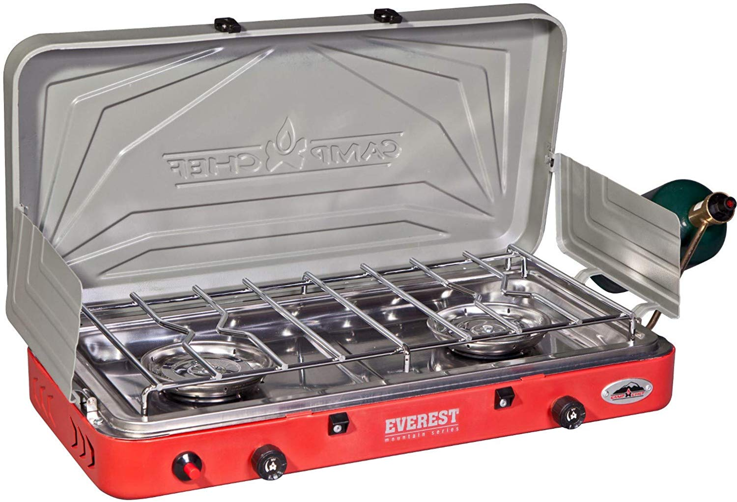 Camp Chef Everest 2 Burner Camping Stove