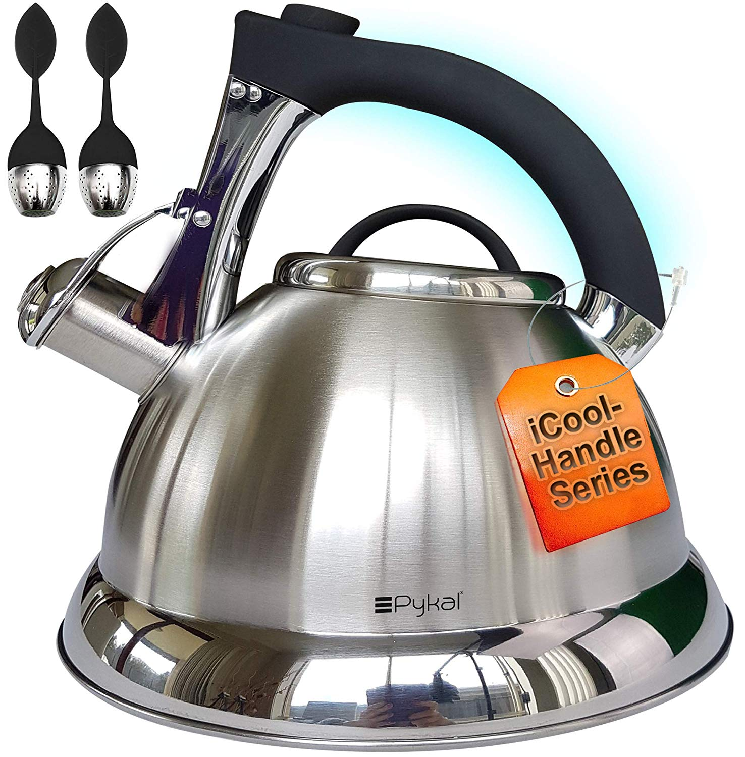 Pykal Whistling Tea Kettle