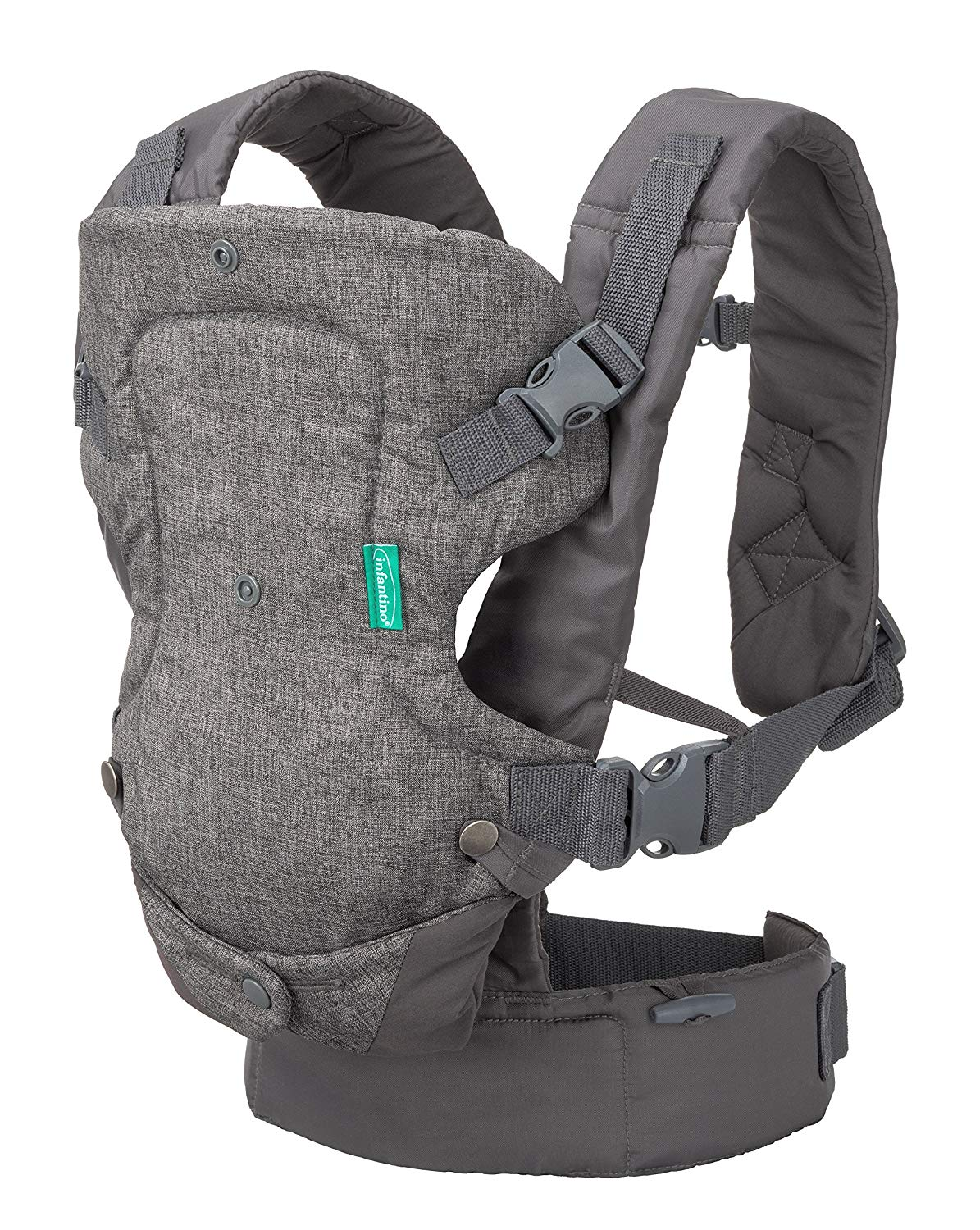 Infantino Flip 4-in-1 Convertible Carrier Baby Sling