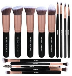BS-MALL Premium Synthetic Makeup Brushes