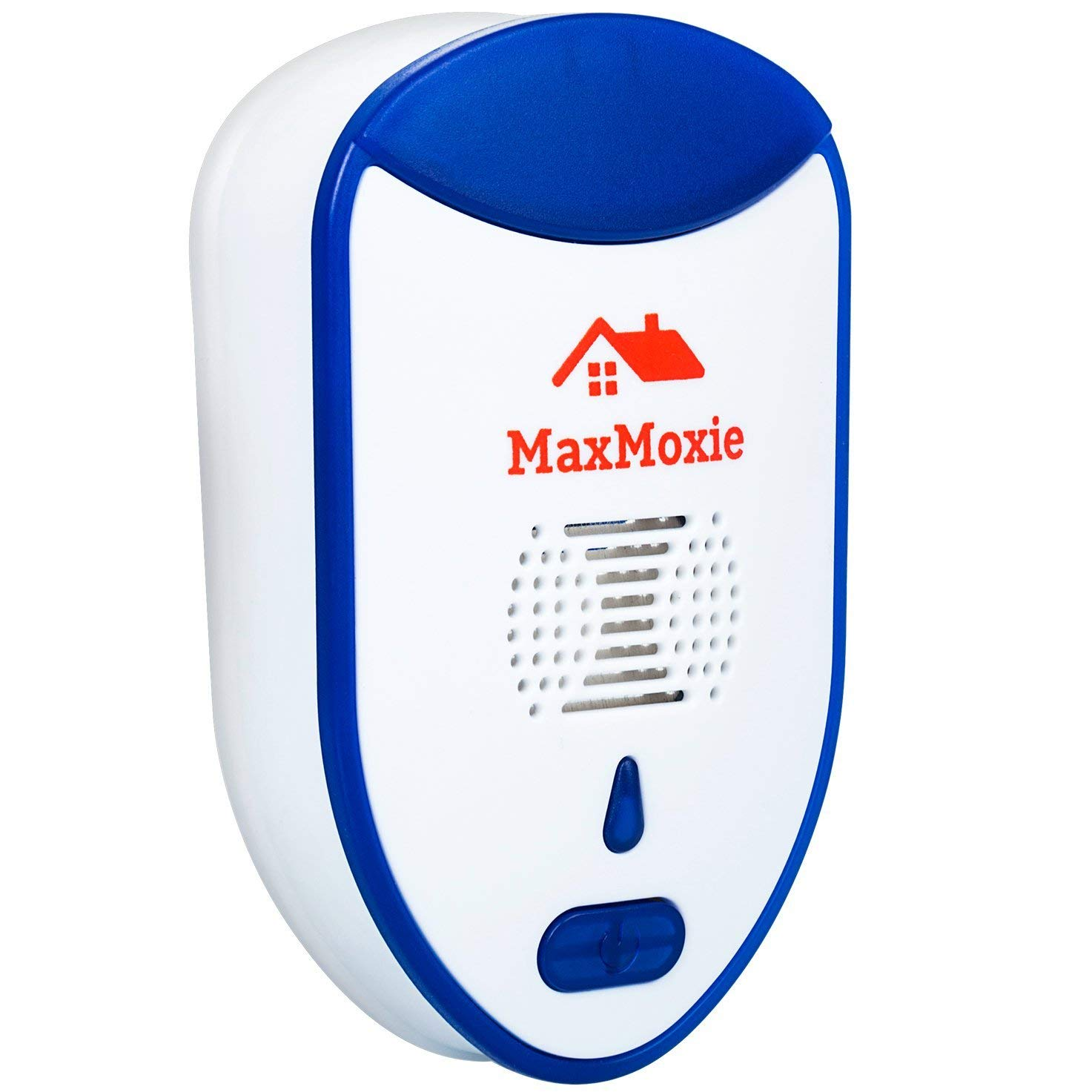 MaxMoxie Ultrasonic Indoor & Outdoor Pest Deterrent
