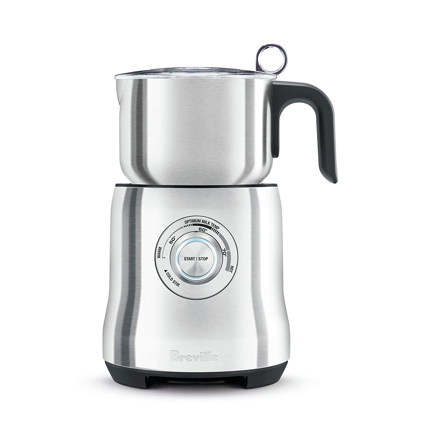 Breville Milk Cafe Stainless Steel Milk Frother