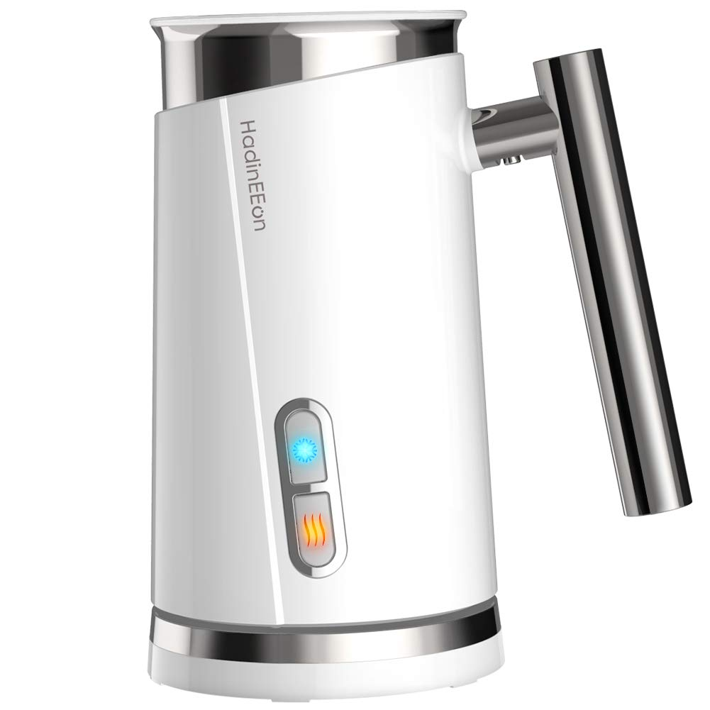 HadinEEon Electric Milk Frother & Steamer