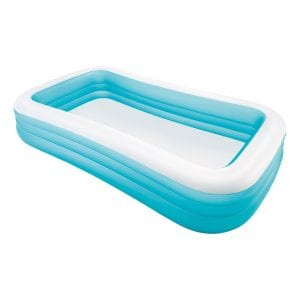 Intex Swim Center Family Inflatable Pool for Ages 6 and up