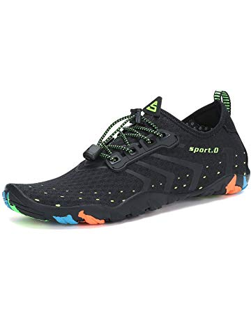 Mishansha Mens Womens Water Shoes Quick Dry Barefoot