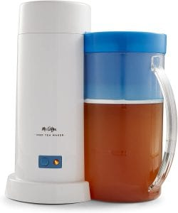 Mr. Coffee TM75 Iced Tea Maker, 2-Quart
