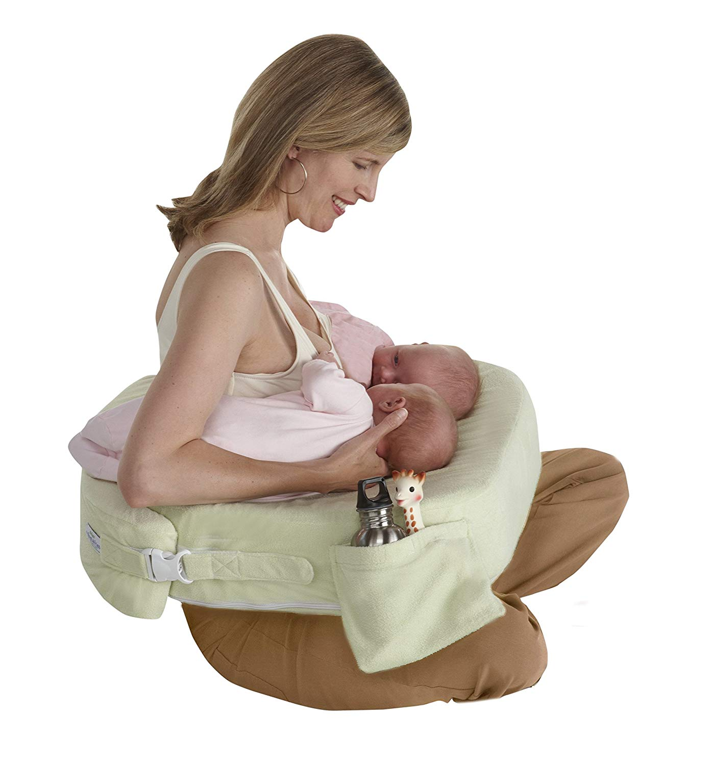 My Brest Friend Supportive Nursing Pillow