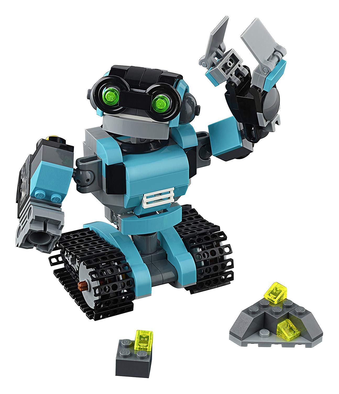 LEGO 31062 Toy Creator Robo Explorer Robot Kit