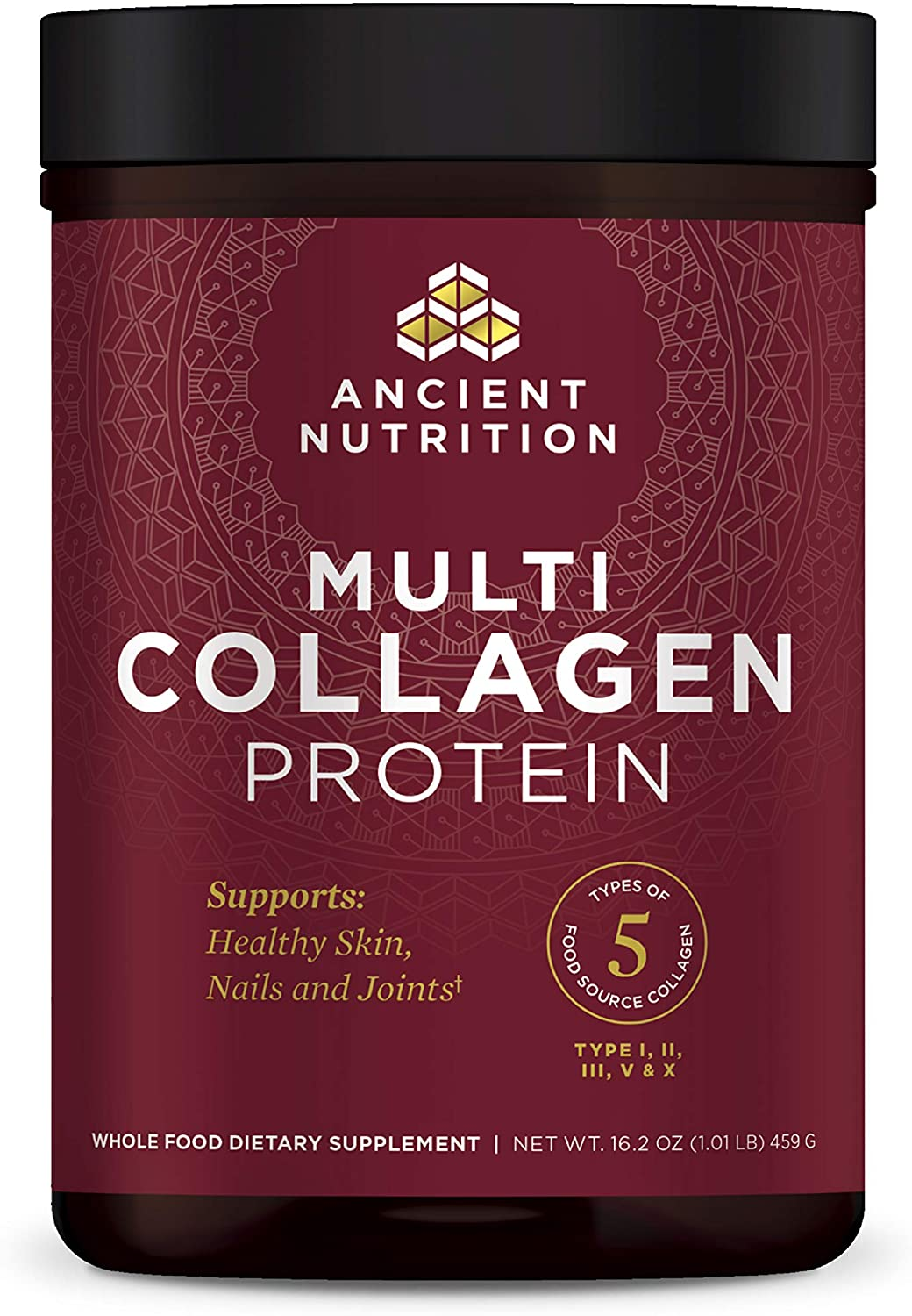 Ancient Nutrition Multi Collagen Protein Supplement