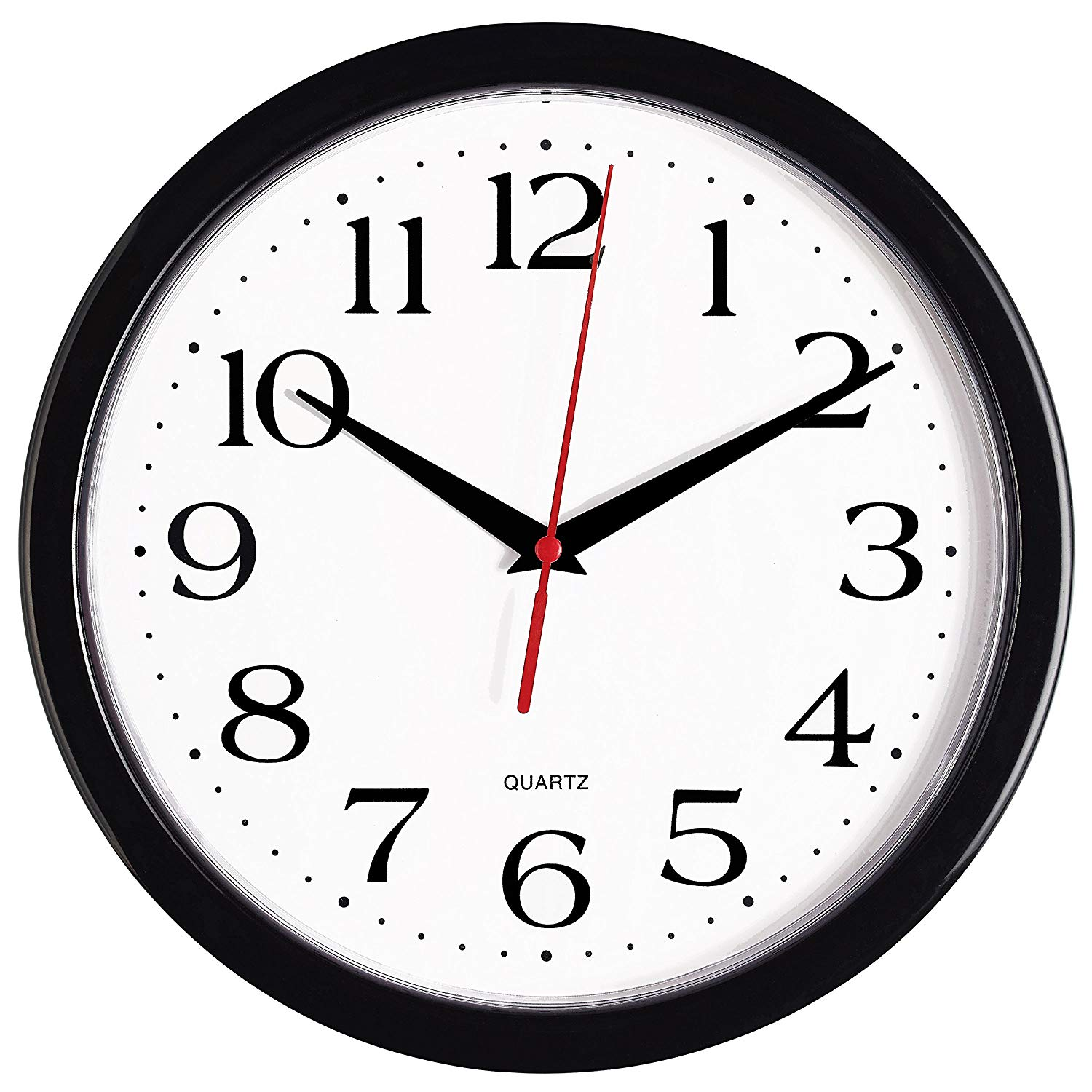 Bernhard Products Silent Wall Clock