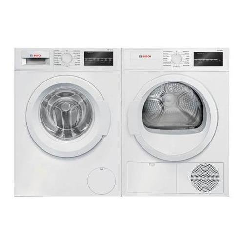 Bosch Front Load Laundry Pair