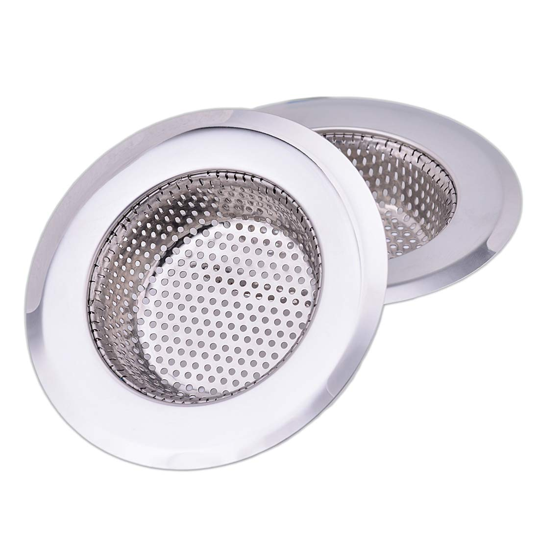 CORNERJOY Kitchen Sink Strainer Basket, 4.5-inch