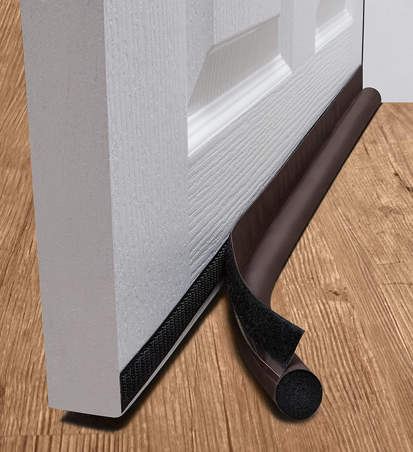 deeToolMan One Sided Self-Adhesive Under Door Draft Stopper