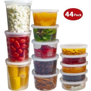 DuraHome Food Storage Containers