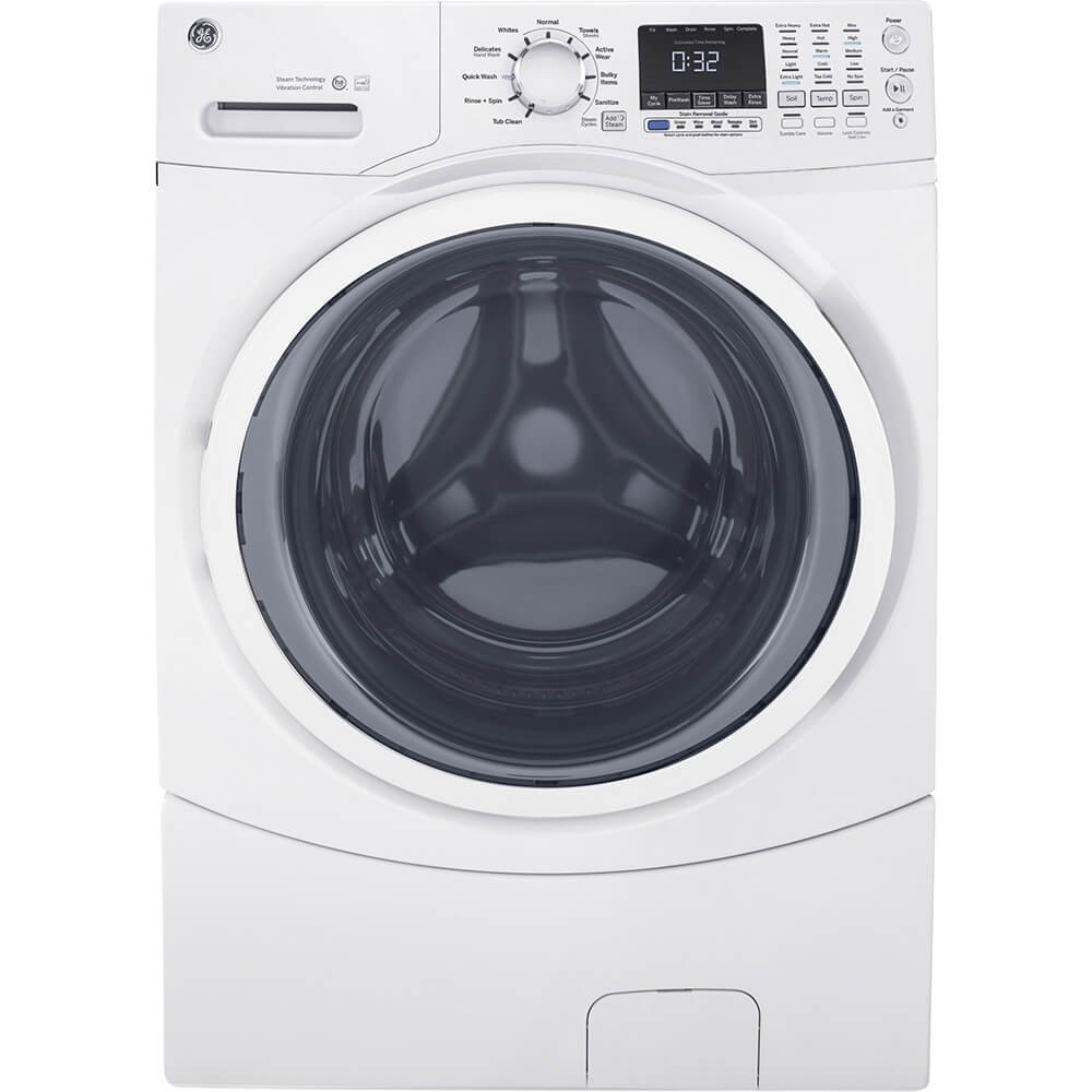 GE Front Load Steam Washer