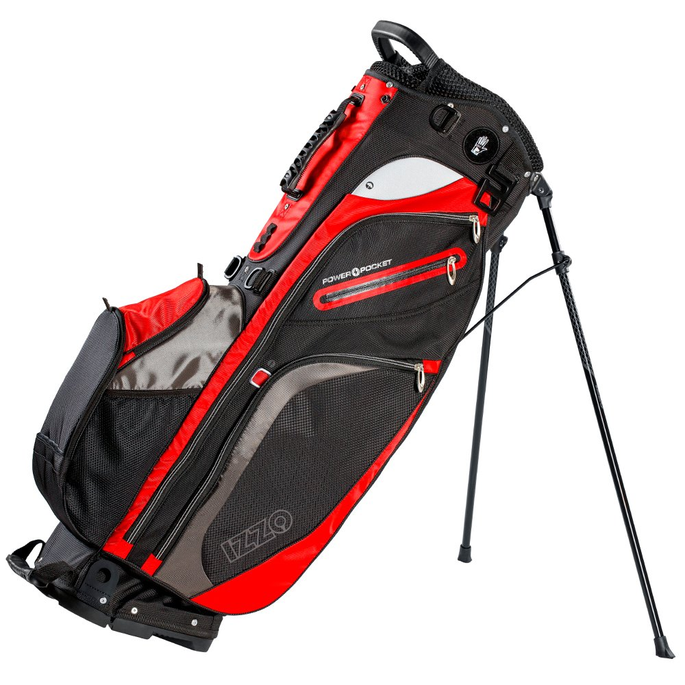 IZZO Versa Riding & Walking Hybrid Golf Bag