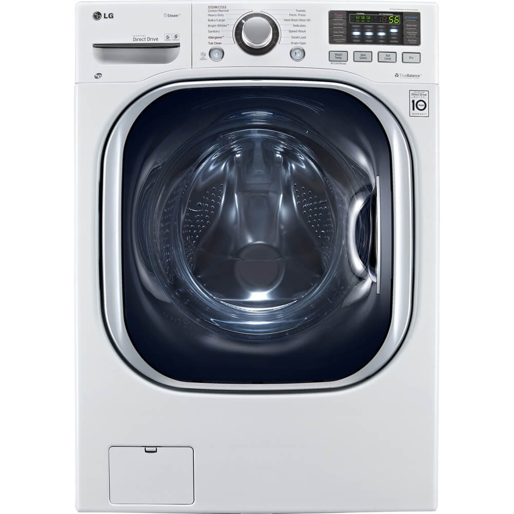 LG Steam Washer/Dryer