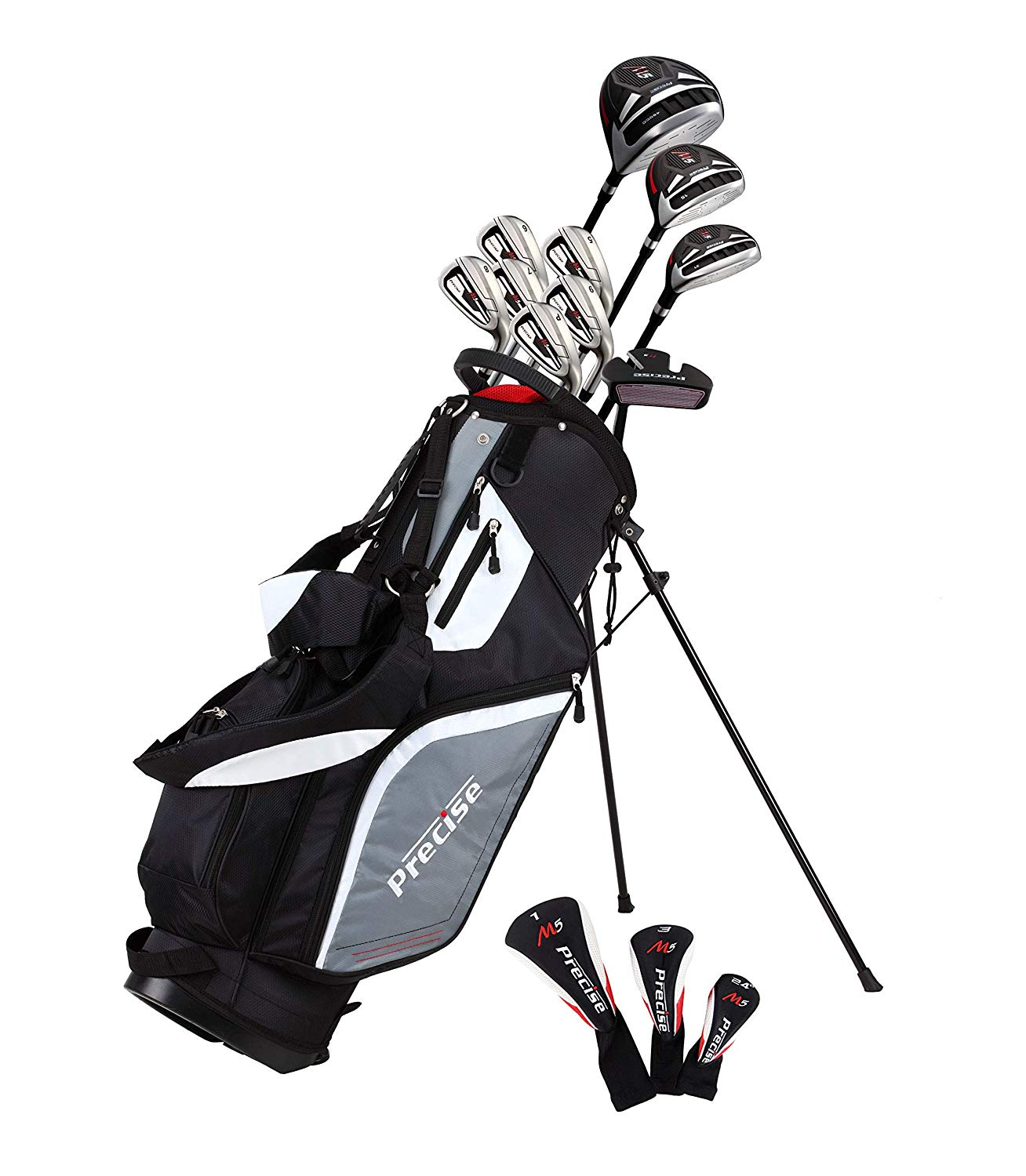 Precise Complete Golf Clubs Set