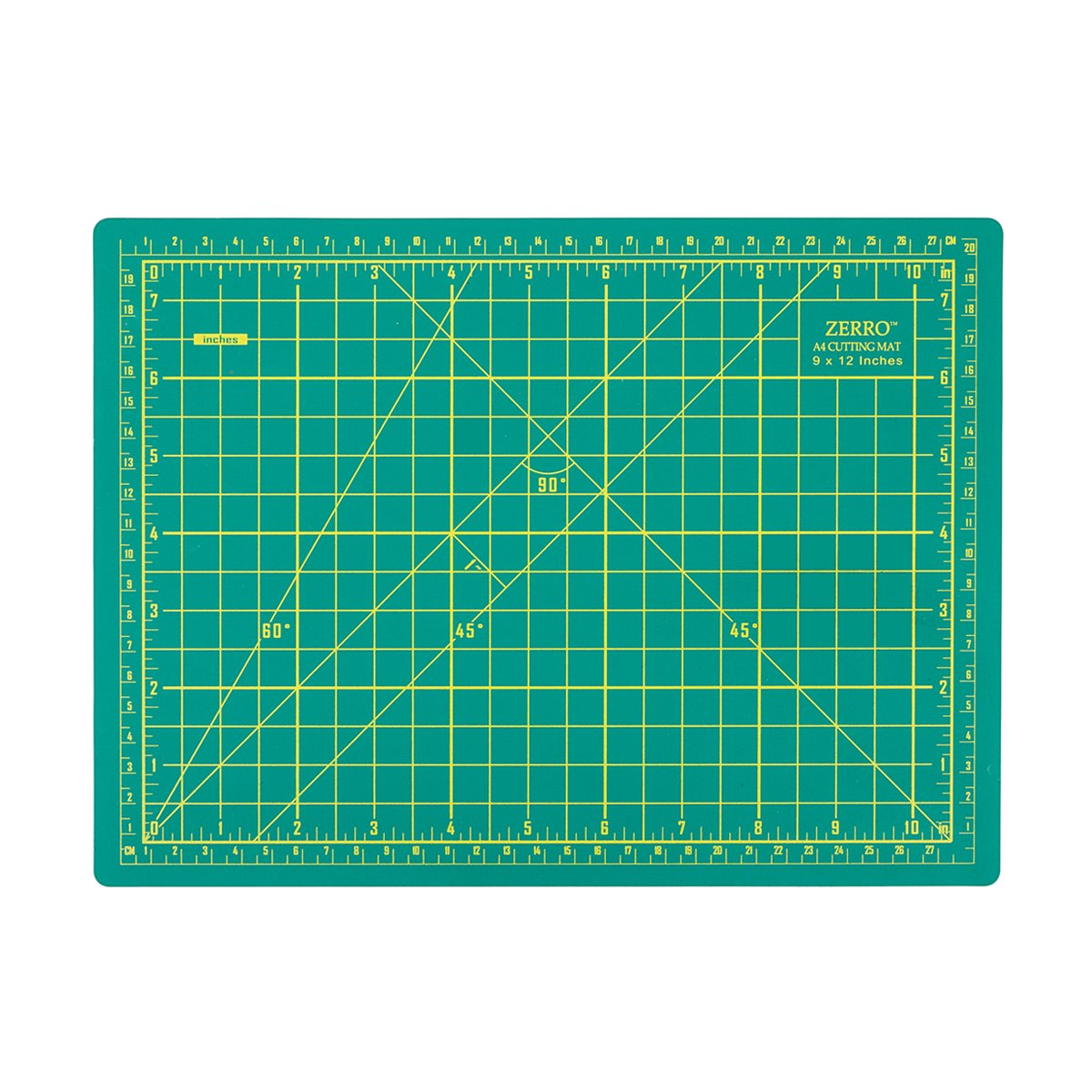 Zerro Self-Healing Cutting Double Sided Rotary Mat