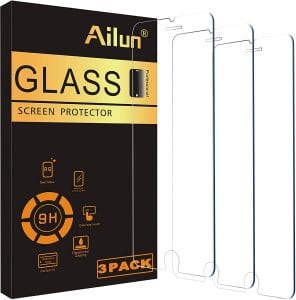 Ailun Screen Protector for iPhone 8, 7, 6S, 6
