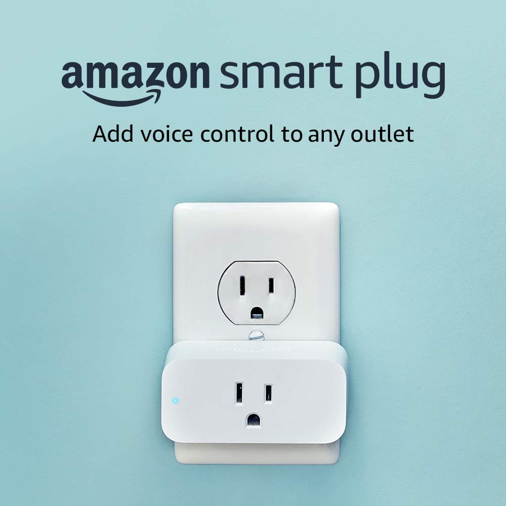 Amazon Alexa Compatible Smart Plug