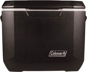 Coleman Wheeled Cooler, 50-Quart