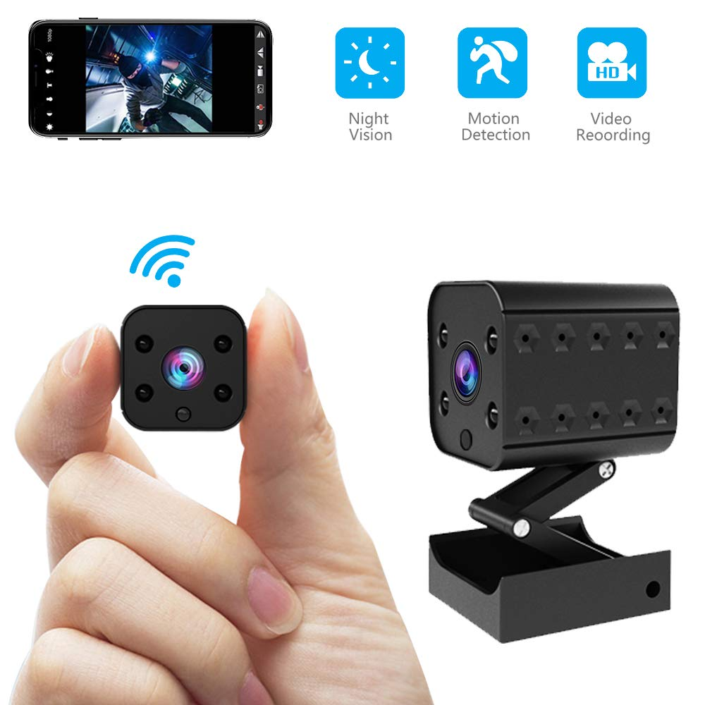 Facamword Wireless Mini Hidden Camera
