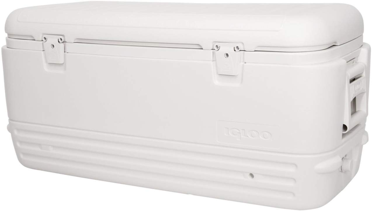 Igloo Polar Cooler, 120 Quarts