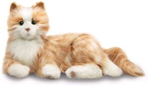 JOY FOR ALL Lifelike Cat Stuffed Animal