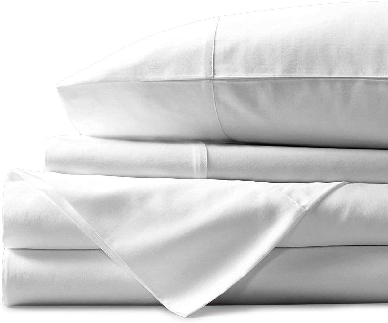 Mayfair Linen 600 Thread Count Egyptian Cotton Sheet Set