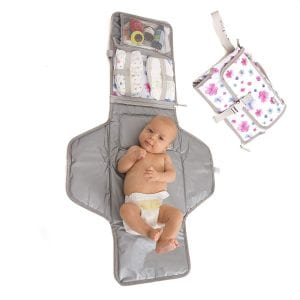 MikiLife Baby Portable Changing Pad