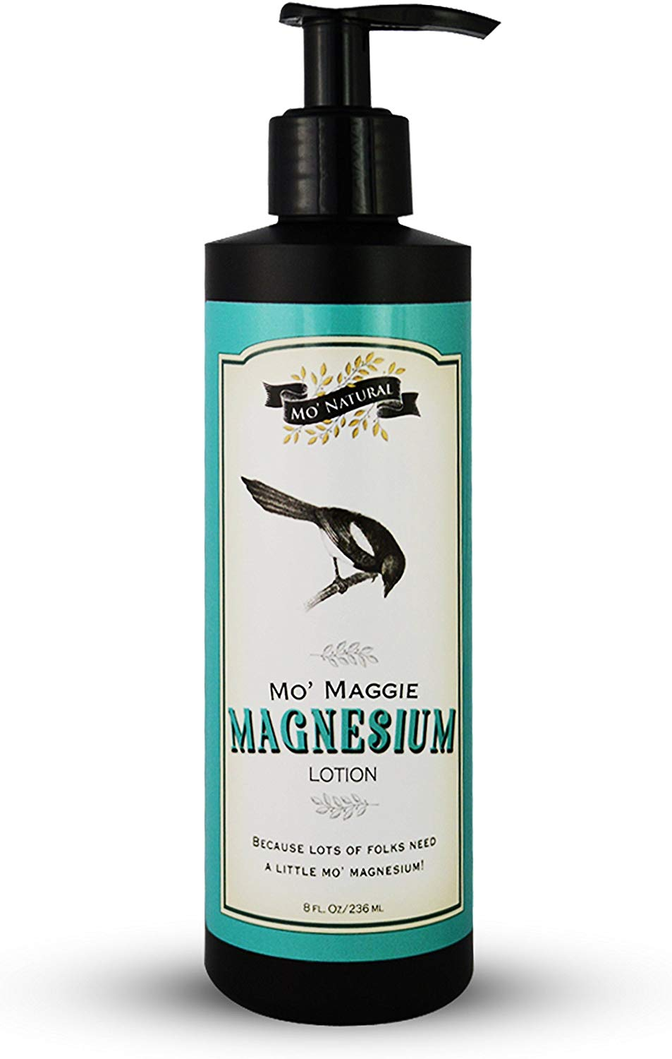 Mo' Natural Organic Magnesium Lotion