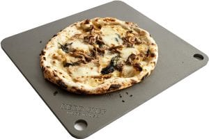 NerdChef Steel High-Performance Baking Surface Pizza Stone, 16-Inch