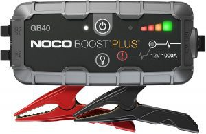 NOCO Portable Car Battery Jump Starter Pack