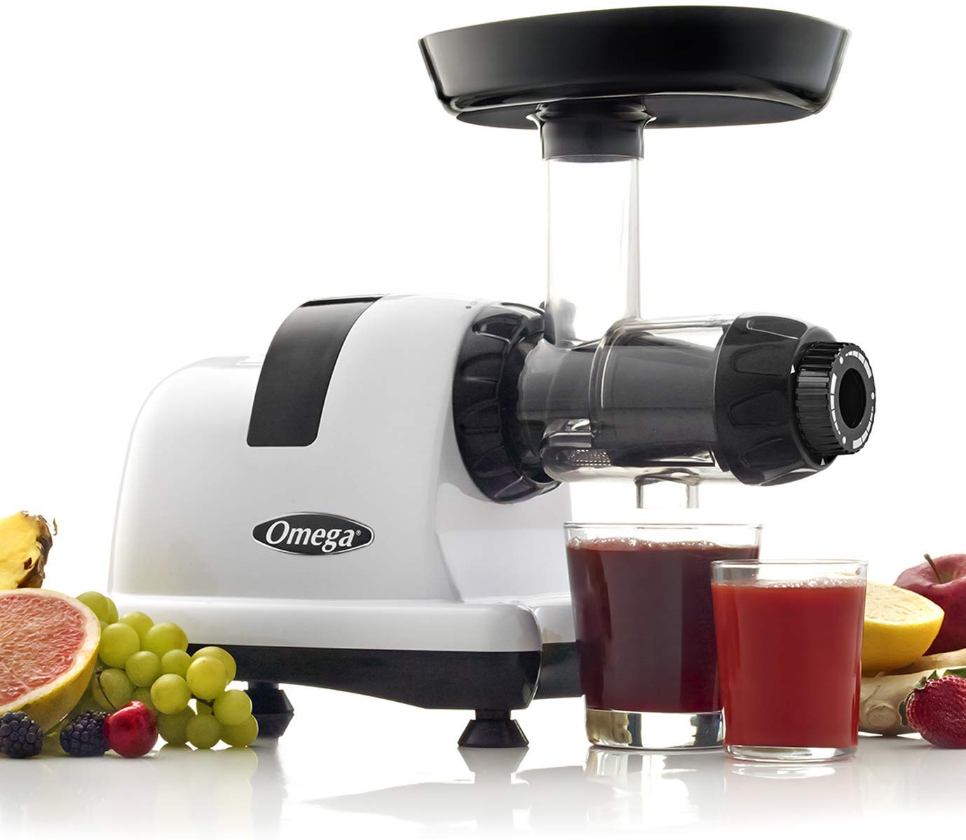 Omega J8006HDS Quiet Dual-Stage Juicer