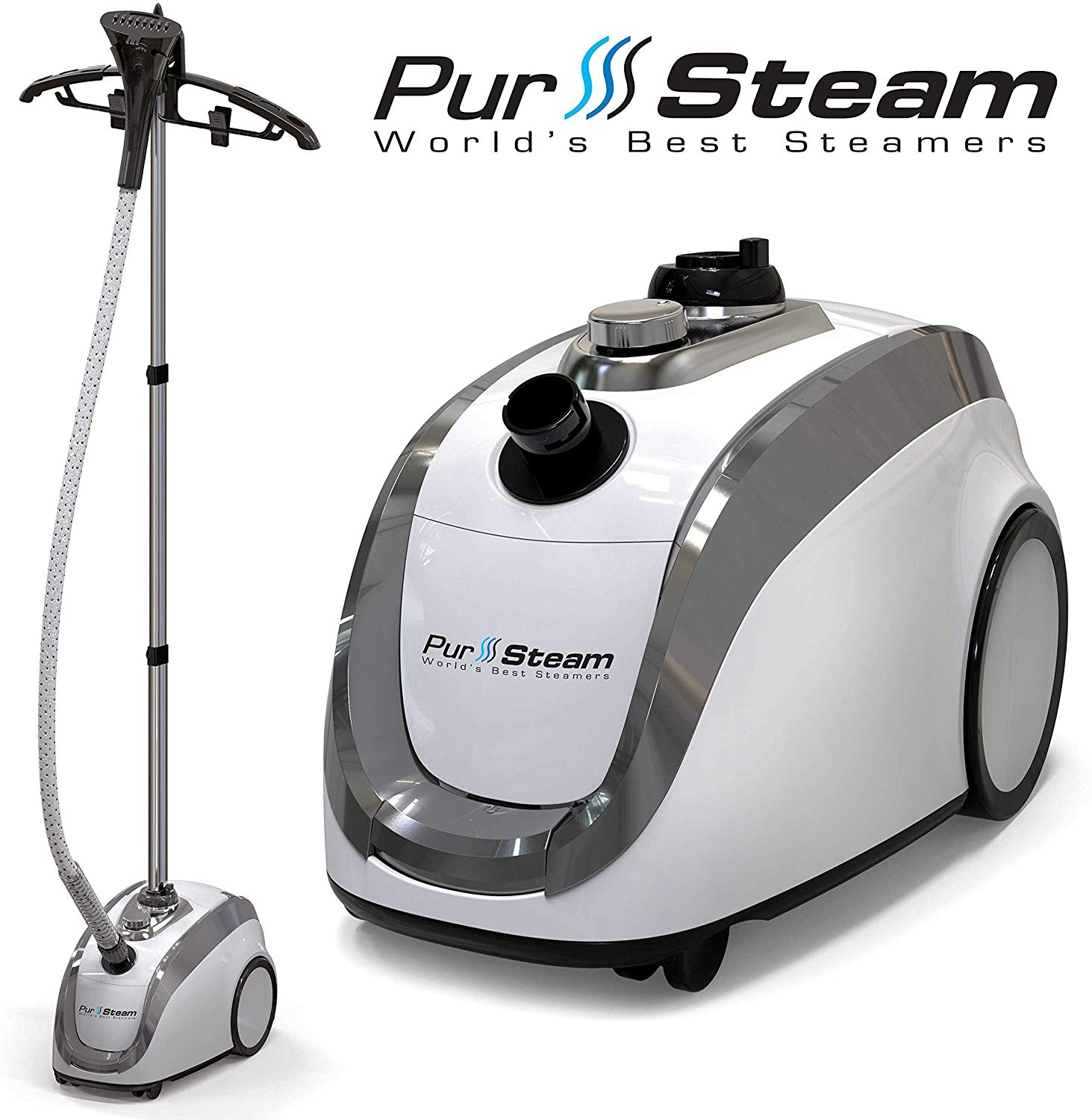 PurSteam Full Size Garment Steamer