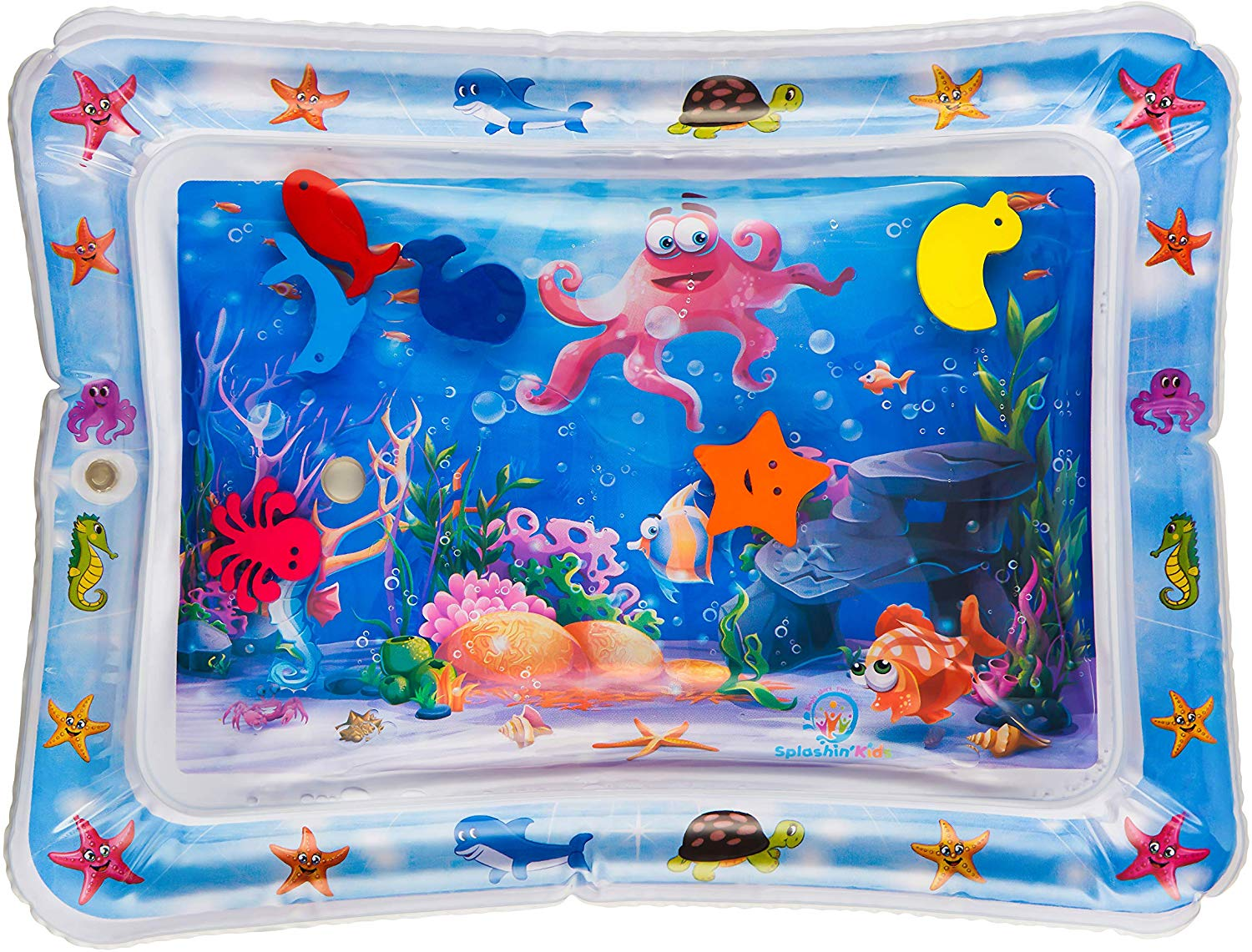 Splashin'kids Inflatable Tummy Time Water Mat