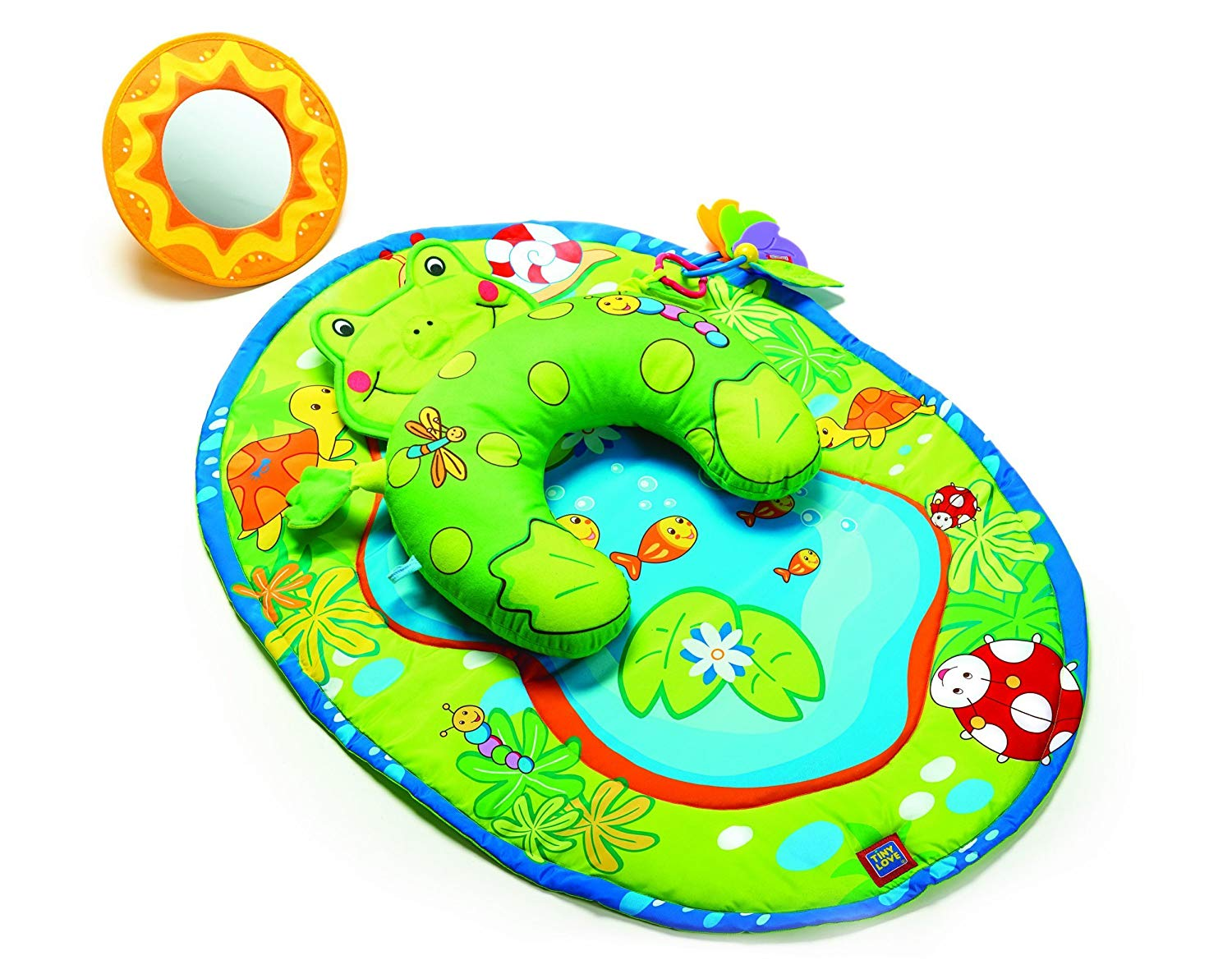 Tiny Love Tummy Time Activity Mat