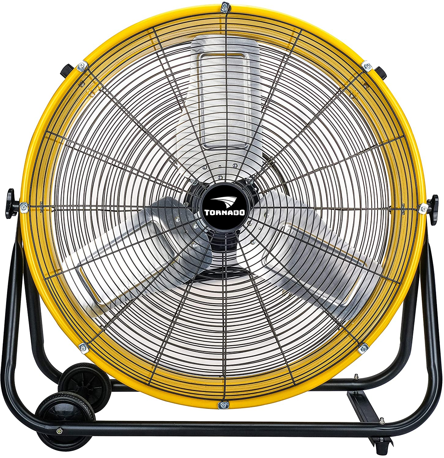 Tornado High Velocity Metal Drum Fan