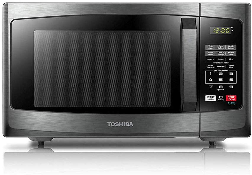 Toshiba EM925A5A BS Microwave Lighting Stainless