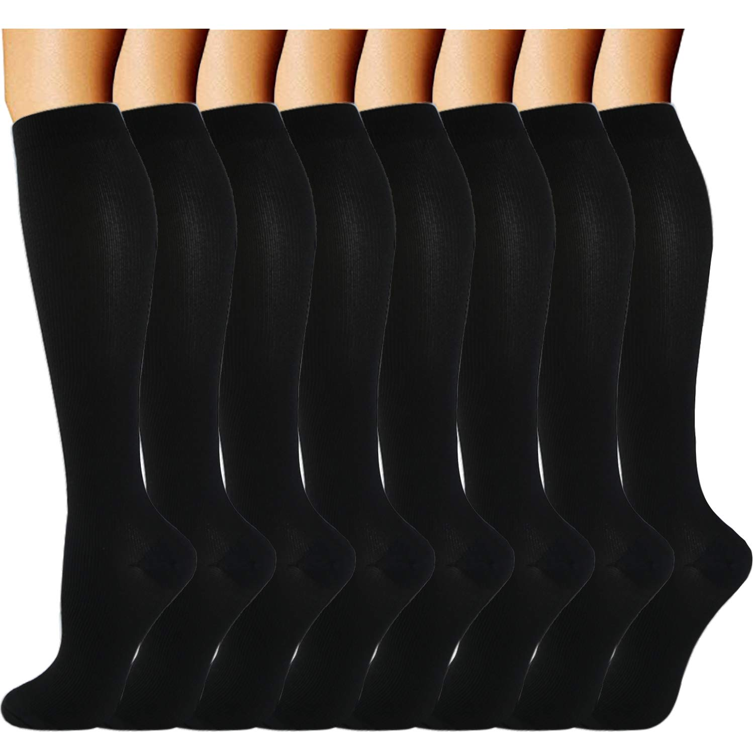Premium OCR Athletic Compression Socks Women Kids Also for Running Sports Trail Youth Men