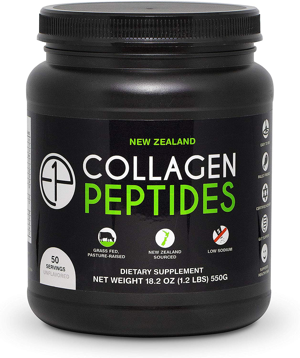 New Zealand Collagen Peptides Powder