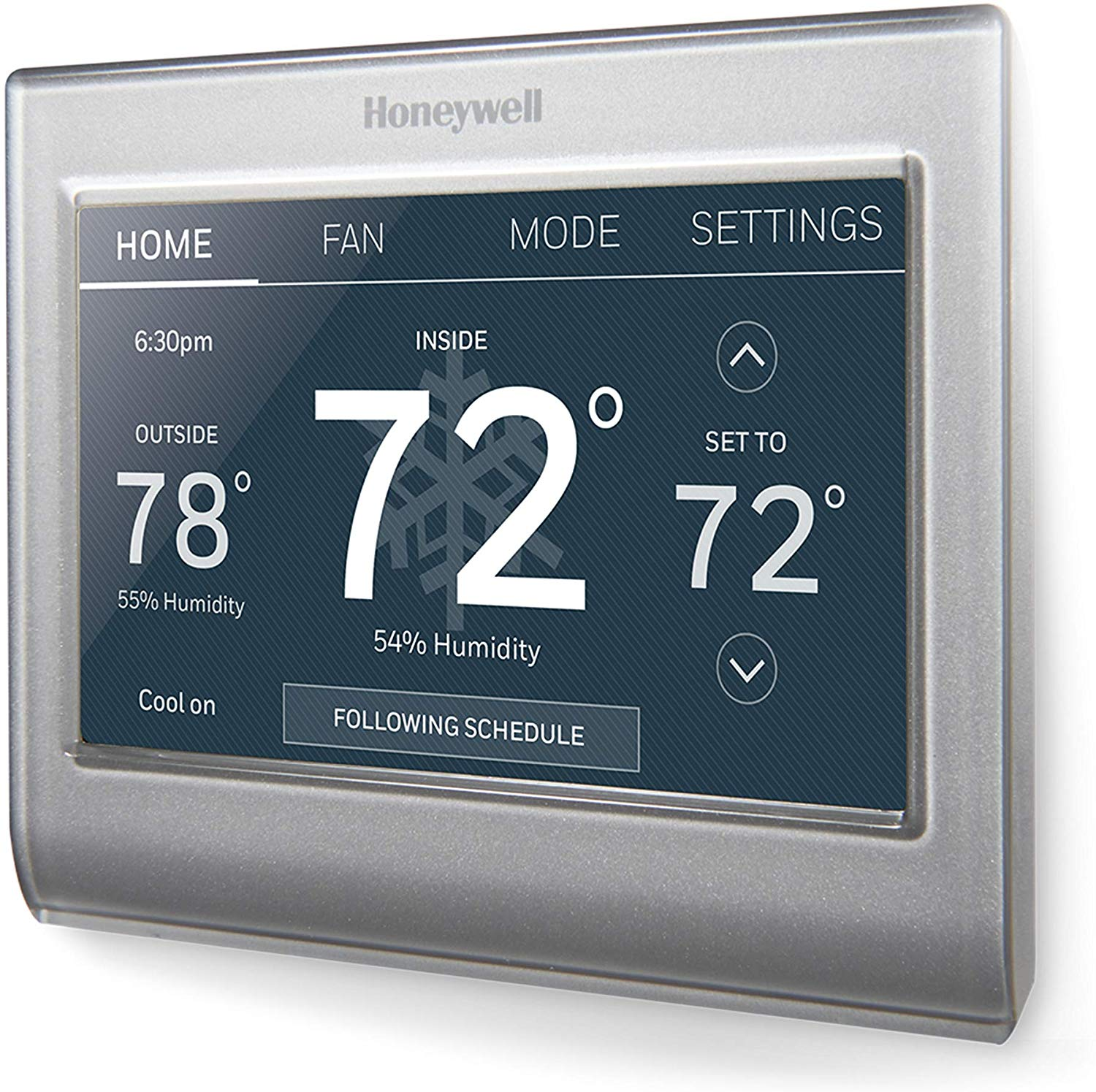 Honeywell Color Wi-Fi Smart Thermostat