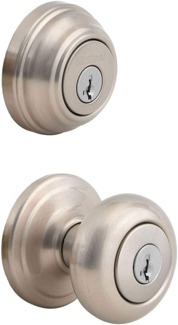Kwikset 991 Juno Single Cylinder Door Lock