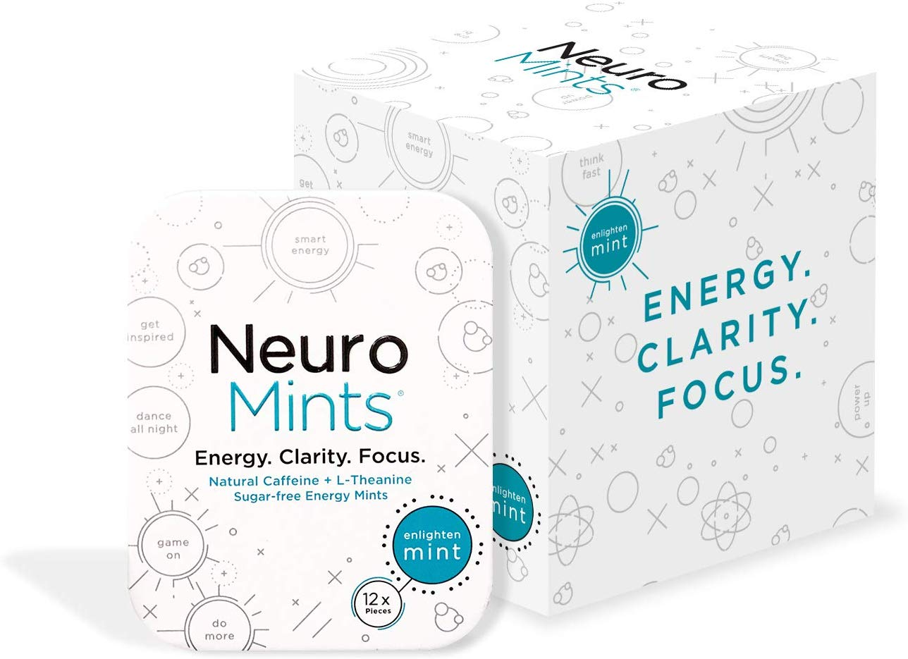 NeuroGum Energy Mints, Mint