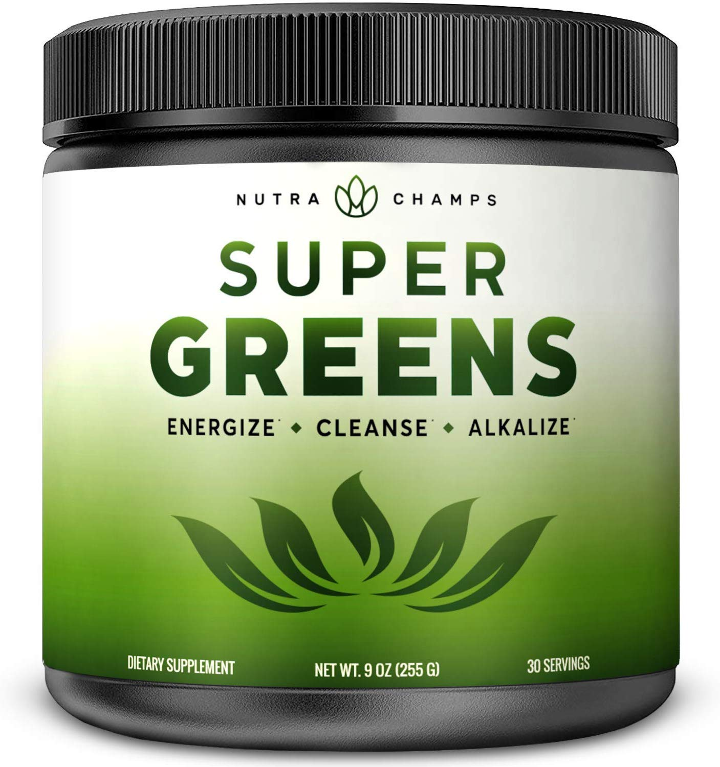 NutraChamps Super Greens Powder Superfood
