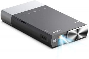 Vamvo Mini Portable Projector