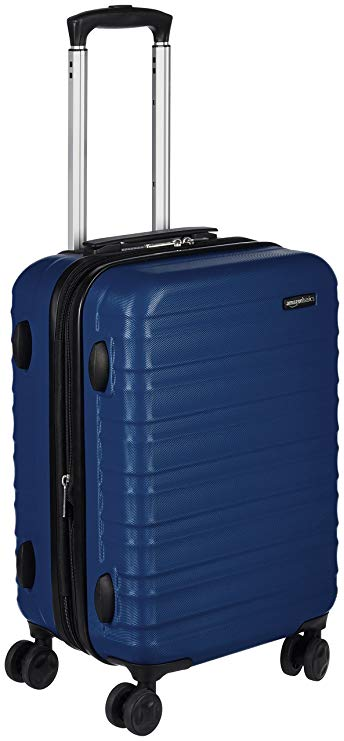 AmazonBasics Hardside Luggage, 21-Inch