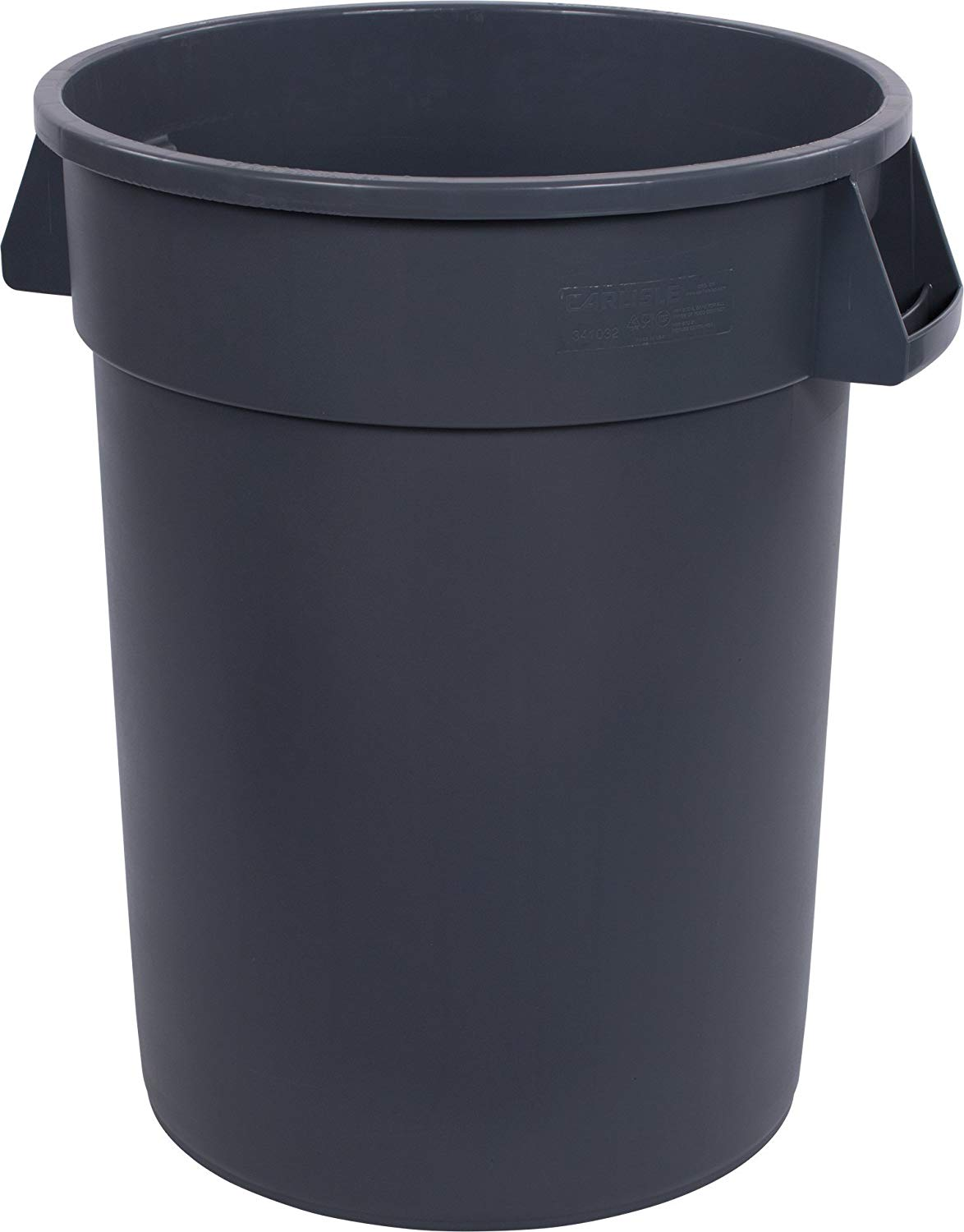 Carlisle Outdoor Trash Can, 32-Gallon