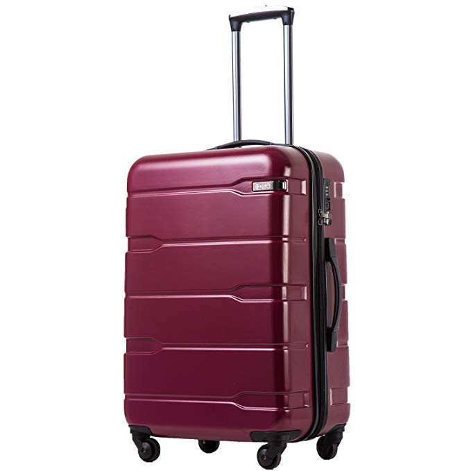 Coolife Expandable Luggage, 28-Inch